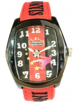 Orologio I CAMPIONI SIAMO NOI mod. MILAN ref. MN0124